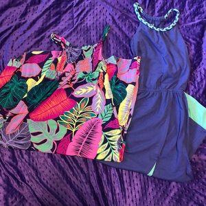 Girls sundress's🌞 size 7/8!